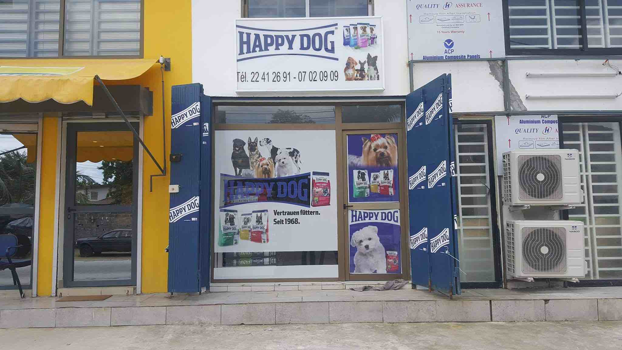 Magasin Happy Dog